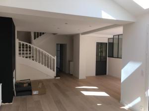 Rénovation d'une maison - Saint-Servan