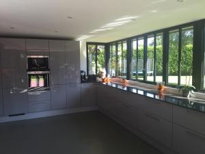 Extension d'une cuisine - Dinard