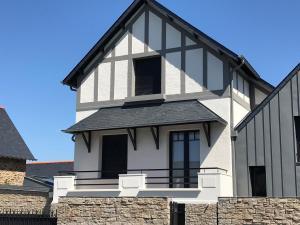 Extension et rénovation - maison à Dinard